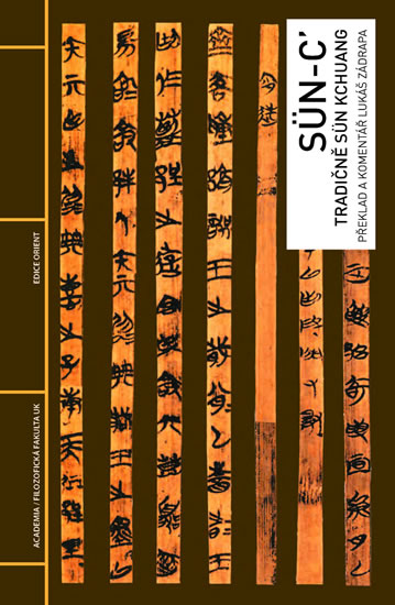 Sün-c' tradičně Sün Kchuang - Lukáš Zádrapa