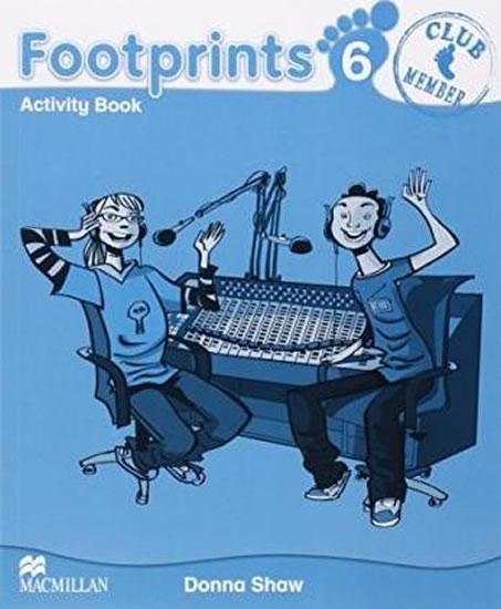 Footprints Level 6: Activity Book - Donna Shaw