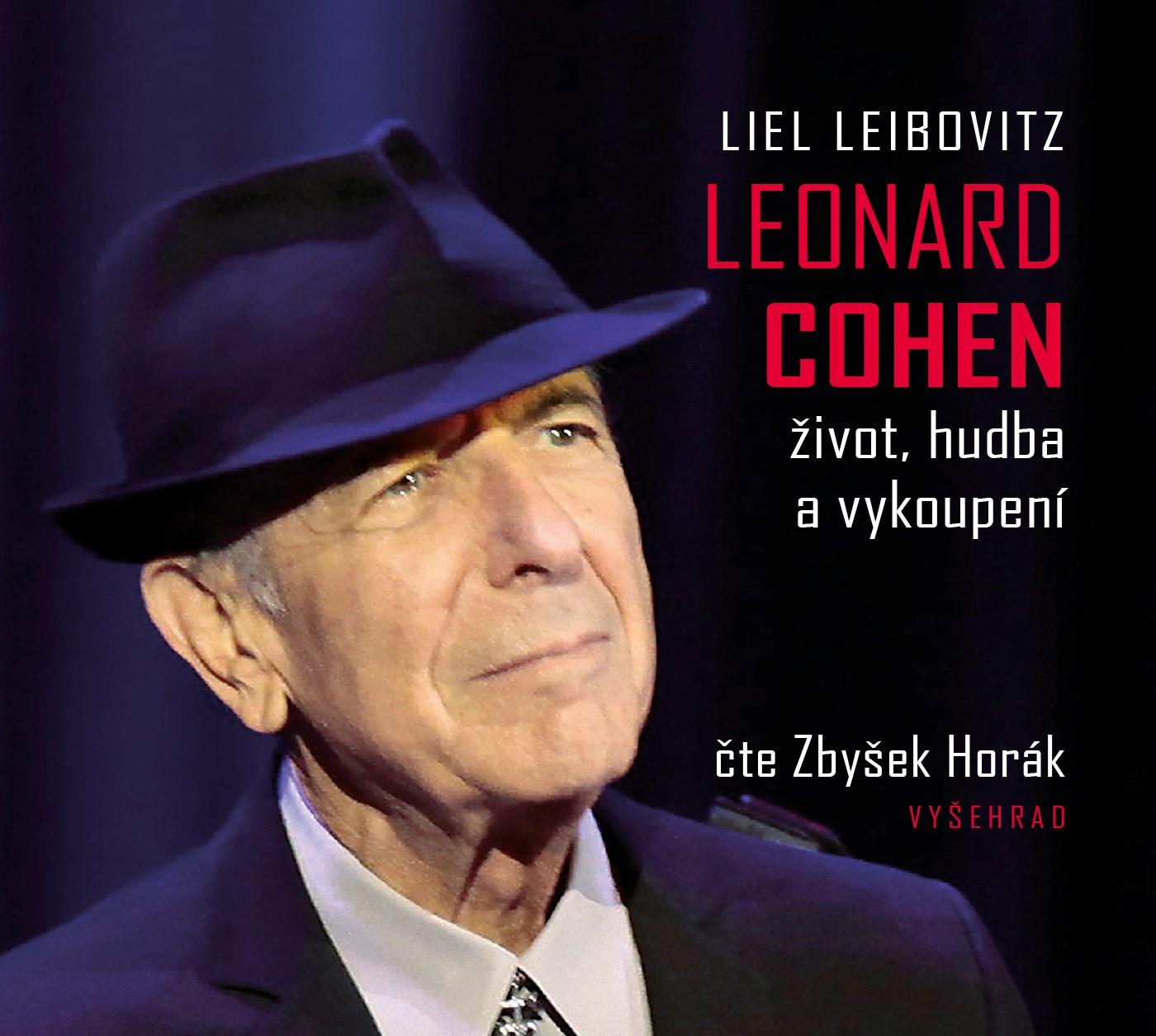 Leonard Cohen. Život, hudba a vykoupení (audiokniha) - Liel Leibovitz
