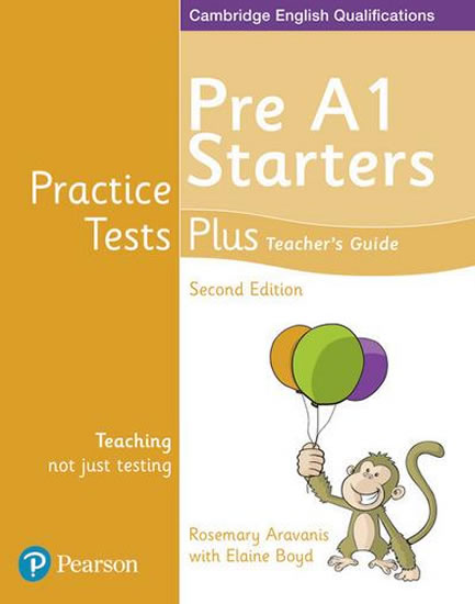 Practice Tests Plus YLE 2nd Edition Star - Rosemary Aravanis