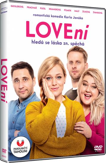 Lovení DVD