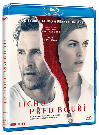 Ticho před bouří Blu-ray
