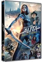 Alita: Bojový Anděl DVD