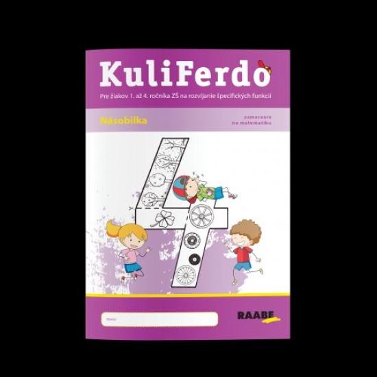Kuliferdo - vývinové poruchy učenia - násobilka