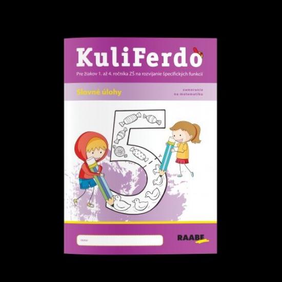 Kuliferdo - vývinové poruchy učenia - slovné úlohy