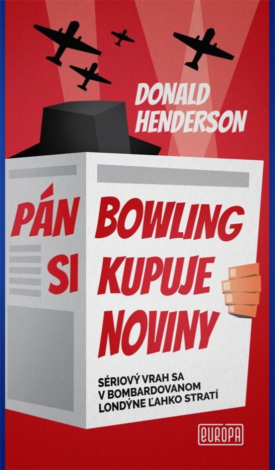 Pán Bowling si kupuje noviny