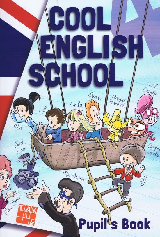 Cool English School 4 Učebnica