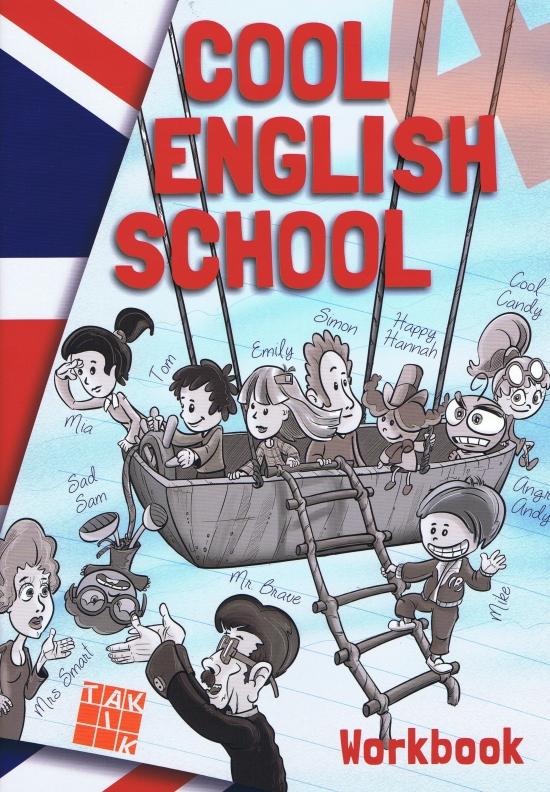 Cool English School 4 Pracovný zošit