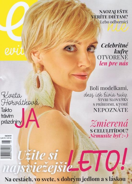 Evita magazín 08/2019