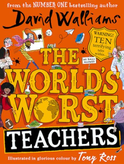 The World´s Worst Teachers - David Walliams