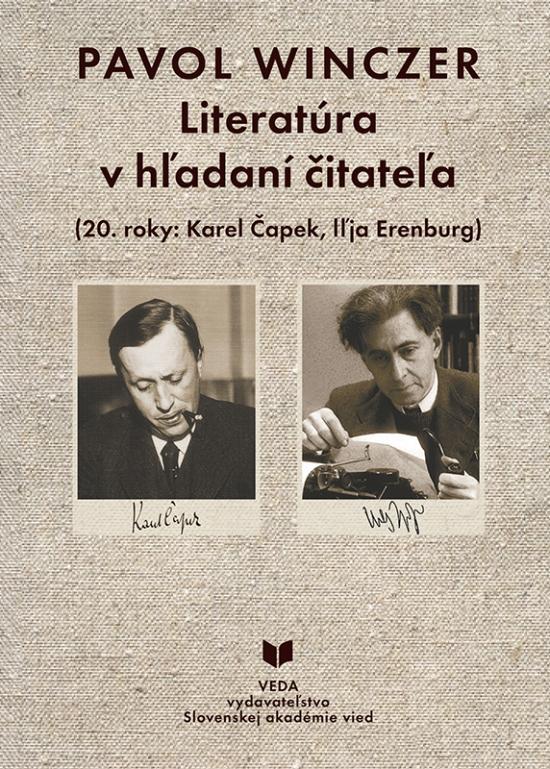 Literatúra v hľadaní čitateľa - Pavol Winczer