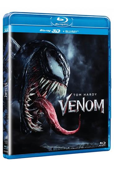 Venom Blu-ray