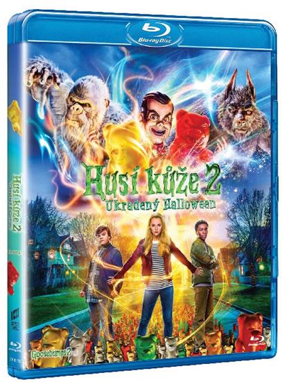 Husí kůže 2: Ukradený Halloween Blu-ray