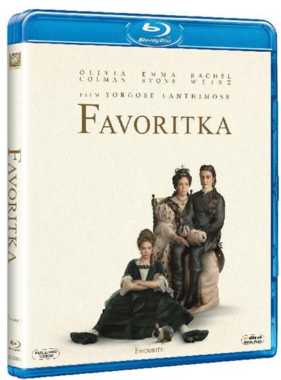 Favoritka Blu-ray