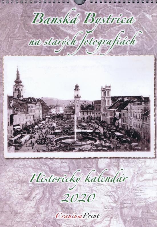 K-Banská Bystrica na starých fotografiách 2020-nástenný