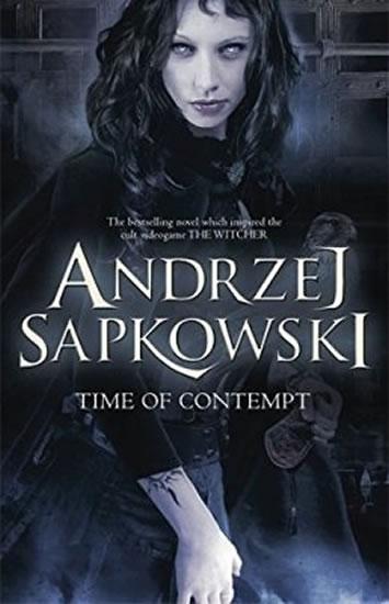 The Time of Contempt - Andrzej Sapkowski