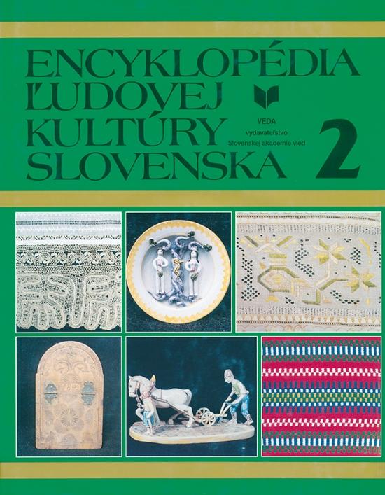 Encyklopédia ľudovej kultúry Slovenska 2