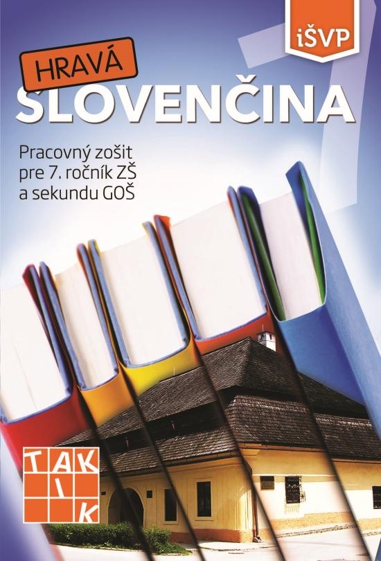 Hravá slovenčina 7 PZ ( 2.vyd.)