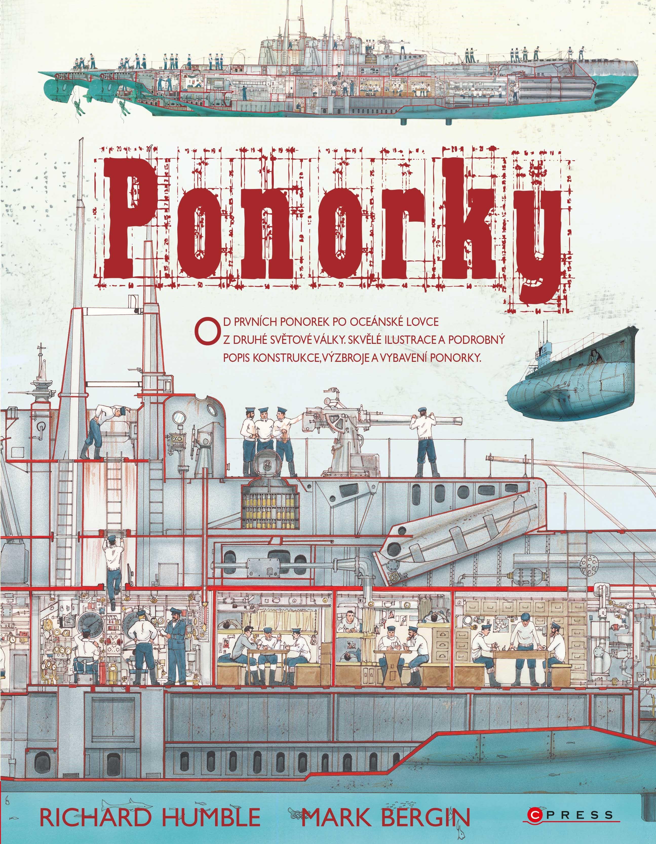 Ponorky - Richard Humble, Mark Bergin