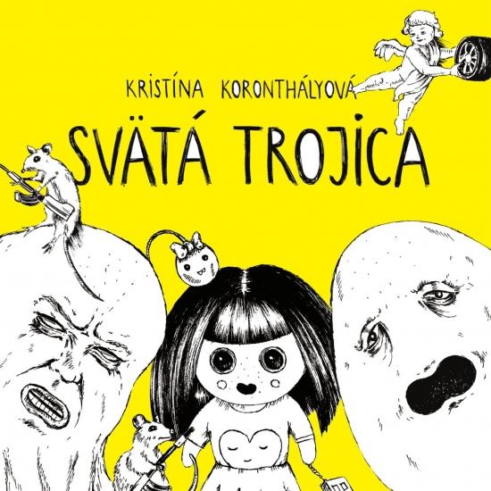 Svätá Trojica - Kristína Koronthályová