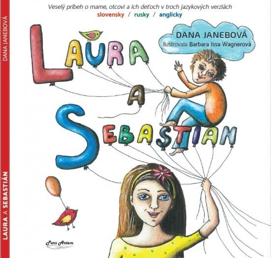 Laura a Sebastián - Dana Janebová