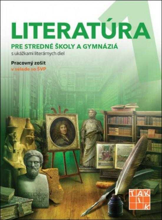 Literatúra 1 - pre stredné školy a gymnáziá