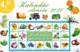 Kalendar zdravia 2017