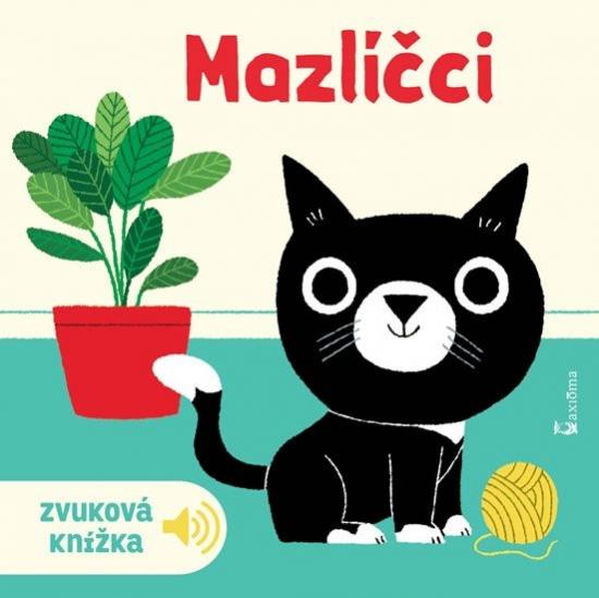 Mazlíčci - zvuková knížka
