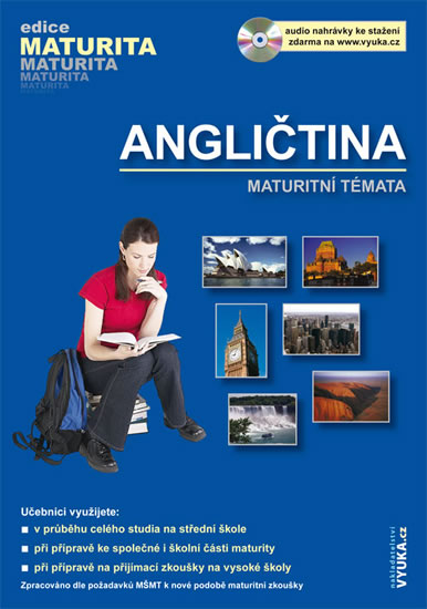 Angličtina - edice Maturita + audio nahr - Dagmar El-Hmoudová