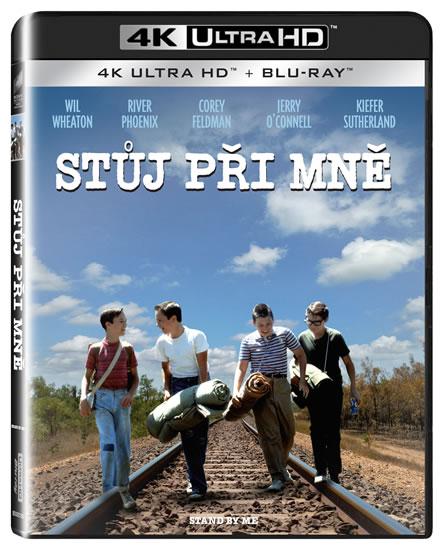 Stůj při mně Blu-ray