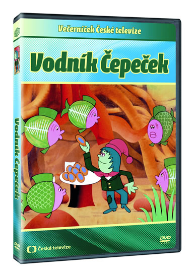 Vodník Čepeček DVD