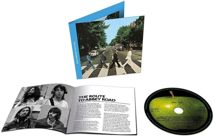 BEATLES: Abbey road - CD