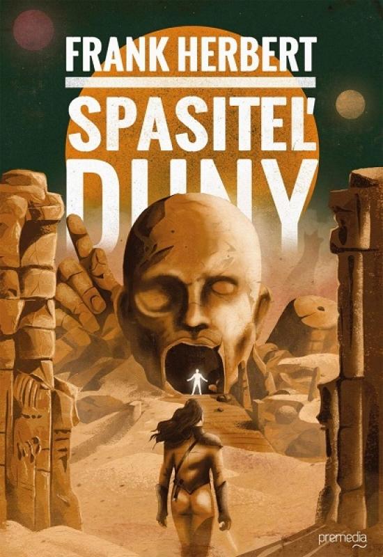 Spasiteľ Duny (2. diel v sérii) - Frank Herbert