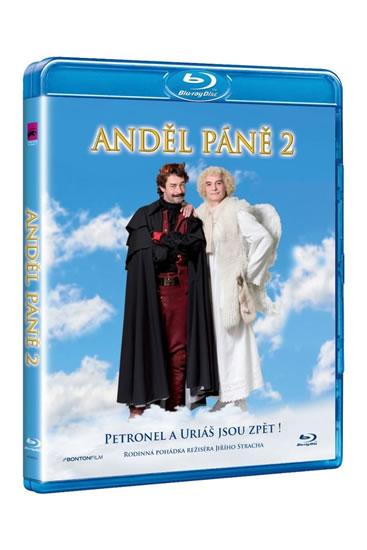 Anděl Páně 2 Blu-ray