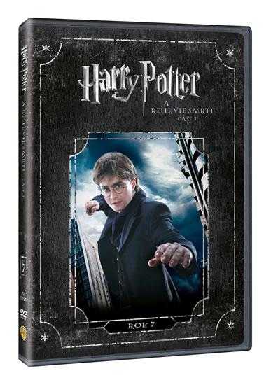 Harry Potter a Relikvie smrti - část 1.