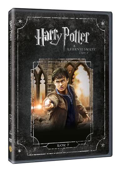 Harry Potter a Relikvie smrti - část 2.