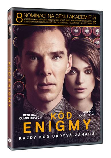 Kód Enigmy DVD