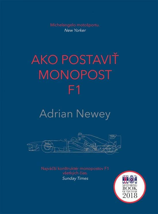 Ako postaviť monopost F1 - Adrian Newey