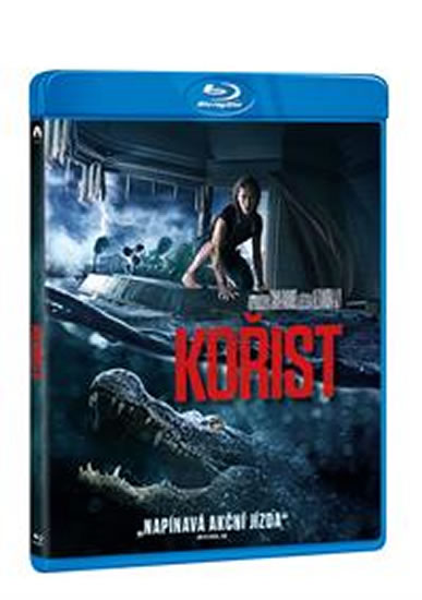 Kořist Blu-ray