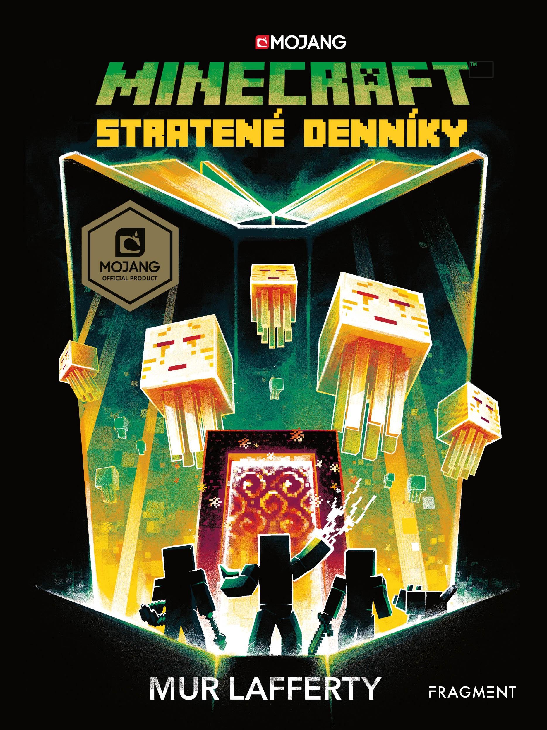 Minecraft: Stratené denníky - Mur Lafferty