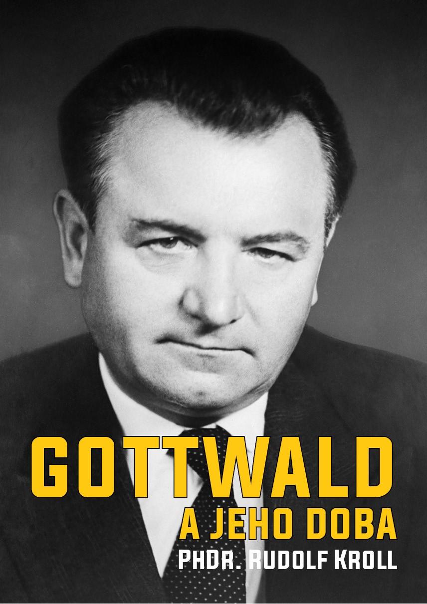 Gottwald a jeho doba - Rudolf Kroll