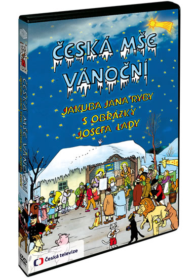 Česká mše vánoční DVD