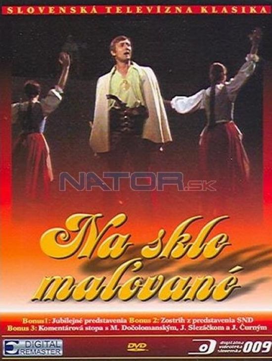 DVD Na skle maľované