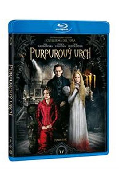 Purpurový vrch Blu-ray