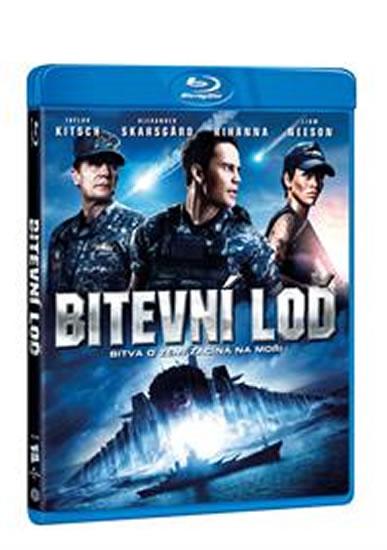Bitevní loď Blu-ray