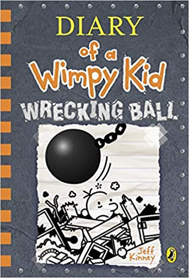 Diary of a Wimpy Kid: Wrecking Ball (Boo - Jeff Kinney