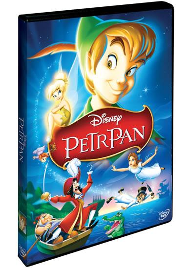 Petr Pan S.E. DVD