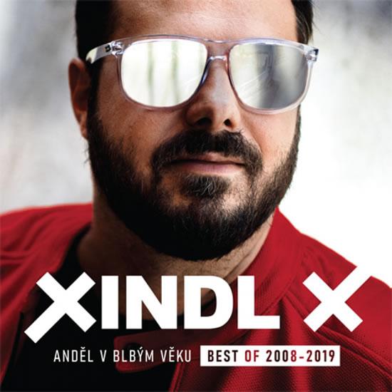 Xindl X: Anděl v blbým věku 2 CD