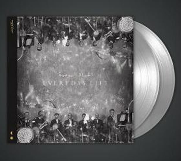 COLDPLAY: Everyday life 2 LP