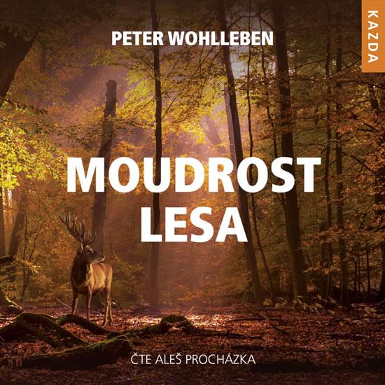 Moudrost lesa (1x Audio na CD - MP3)